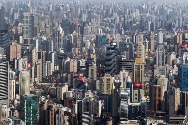 BRIC V - CBD, SHANGHAI, CHINA (2009)