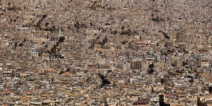 EXODUS I - Damascus, Syria (2009)
