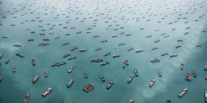 EXODUS VI - West Lamma Channel, South China Sea (2011)