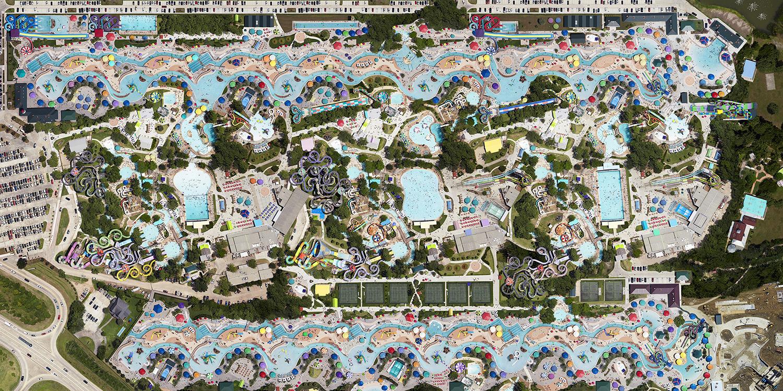 TIMEOUT VII - WATERPARKS, HOUSTON, TEXAS, USA